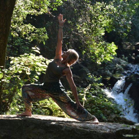 2. Juli 2017 – 10 Uhr – Guerilla Yoga Aarau mit Danielle